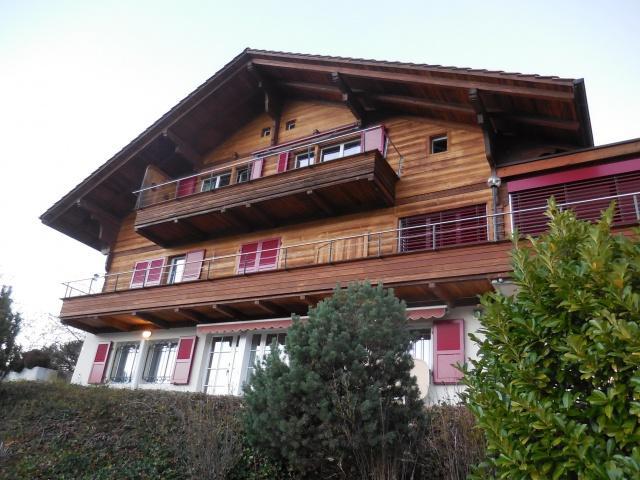 2.5-Zi-Dach-Wohnung mit Seeblick 13033751
