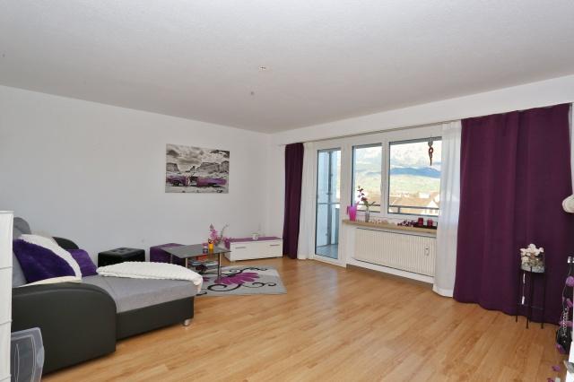 Gemütliche 1 Zimmerwohnung im Zentrum von Buchs zu vermieten 13035165