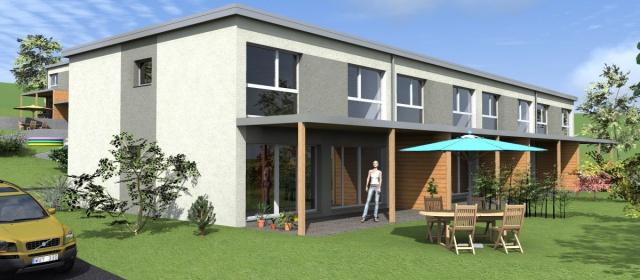 Villa neuve à louer à Gletterens 11974682