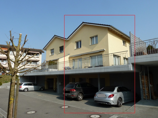 Grosszügiges 5½-Zi.-Doppel-Einfamilienhaus; zentrale & sonni