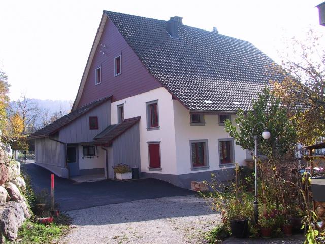 Hausteil in ehemaligem Bauernhaus -neu renoviert, mit altem  12836361