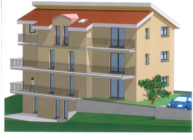 Léchelles, appartement rez inférieur avec terasse 11391053