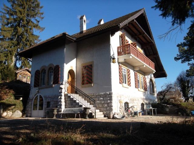 Magnifique Maison de Maître avec vue sur les Alpes et le lac