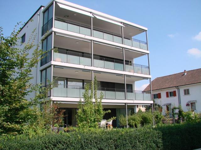 4.5 Zimmerwohnung, Ackerstrasse 7, Zug