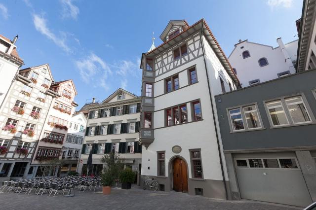 Maisonette-Dachwohnung mit Terrasse im Klosterviertel 12422528