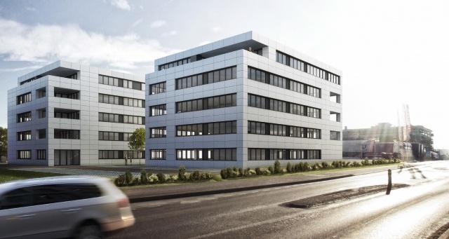 Neubau - nähe Autobahnanschluss 9863798