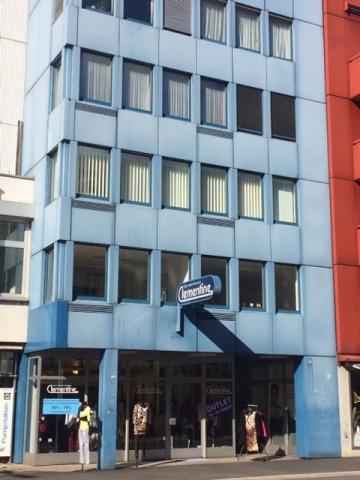 Geschäftsräumlichkeiten Baarerstrasse 45 in Zug