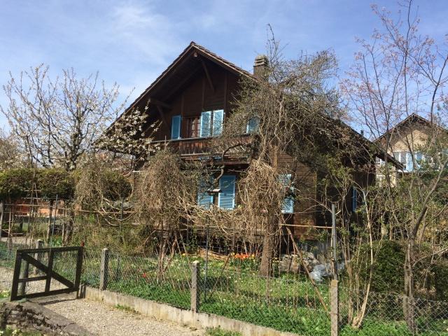 Einfamilienhaus in ruhiger Lage der Stadt Thun 11668383