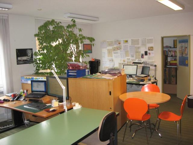 Helle, freundliche Geschäftsräume in Murten zu vermieten 11952794