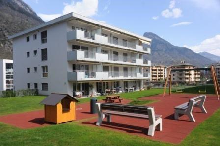 2 Zimmer Wohnung in Glis 10851571
