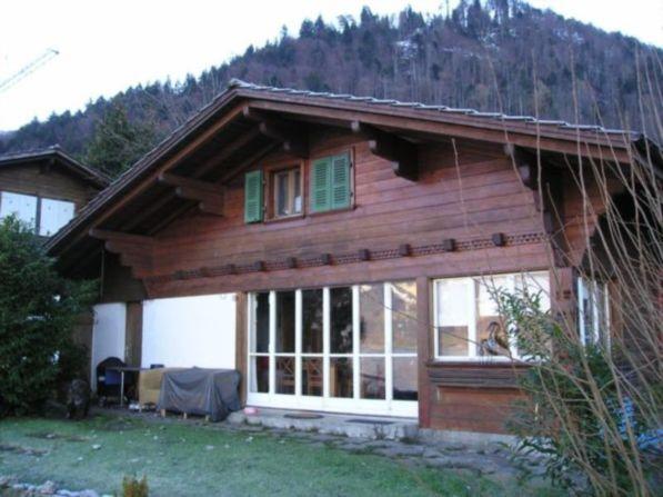 Chalet direkt am Thunersee 13789692