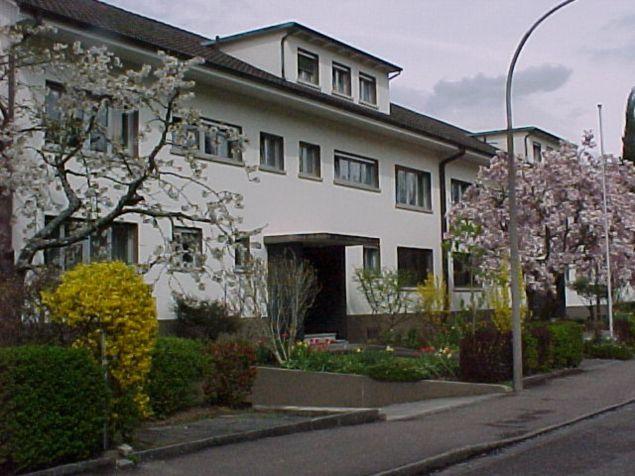 Ruhig und sonnig wohnen in Riehen