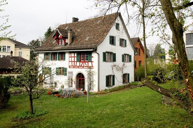 Altbauwohnung in gepflegtem See-Bauernhaus 13046204