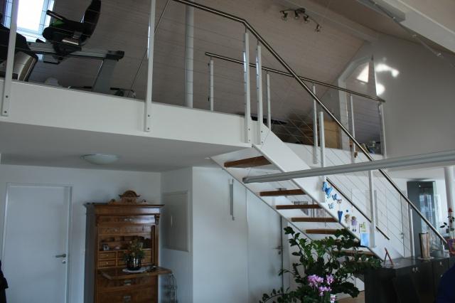 5,5-Zimmer Dachwohnung