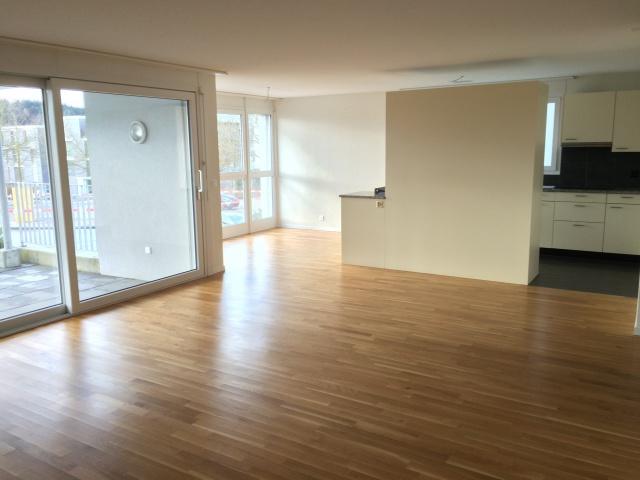 3.5-Zimmer-Wohnung mit Gartensitzplatz