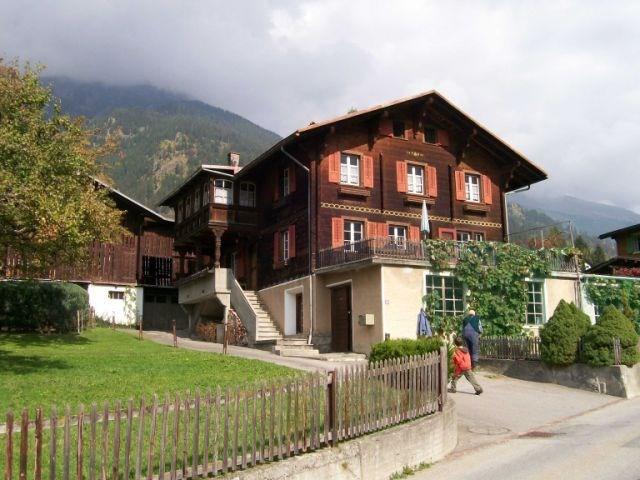 7-Zi.-Bauernhaus in 7172 Rabius GR zu vermieten