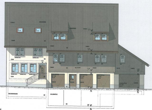 Bauernhaus - Umbau - Erstvermietung 10632644