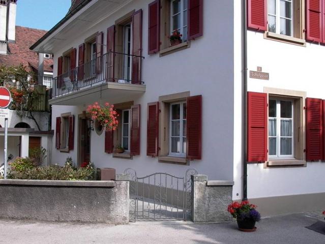 Wohnglück auf den ersten Blick im Stedtli von Murten 12004750