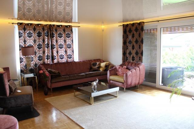 freistehender Einfamilienhaus in HAAG mit Panorama, grosser  13574718