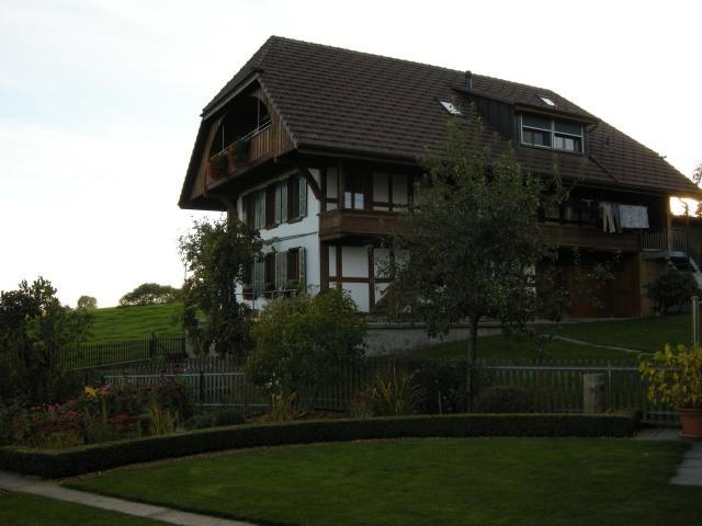 4-Zi-Stöckli-Wohnung im OG 13058034