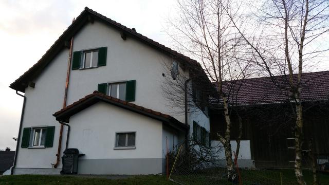 Einseitig angebautes Einfamilienhaus zu vermieten 13690776