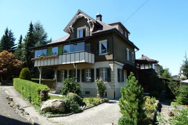 Generationenhaus mit viel Platz und schönem Garten 11953630