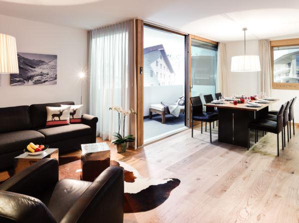 Alpine Ferienwohnung für Familien
