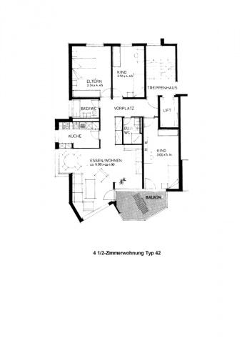 Familienwohnung mit Aussicht 11389963