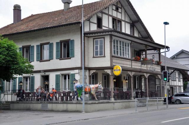 Restaurant im Zentrum von Flamatt 11941206