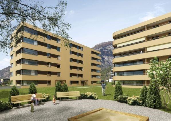 Diverse 3 1/2 - Zimmerwohnungen in Naters 12666440