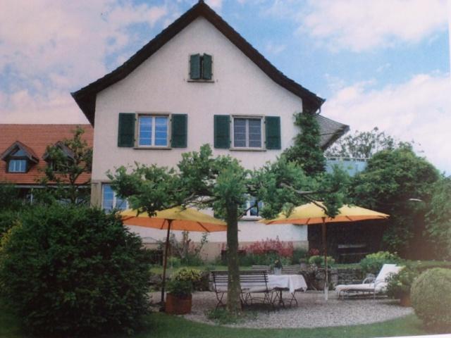 5 Zimmer-Einfamilienhaus mit Charme und schönem Garten