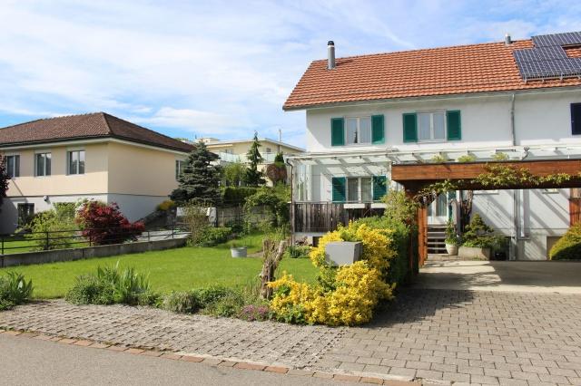 Schönes Einfamilienhaus an ruhiger Lage 10937761