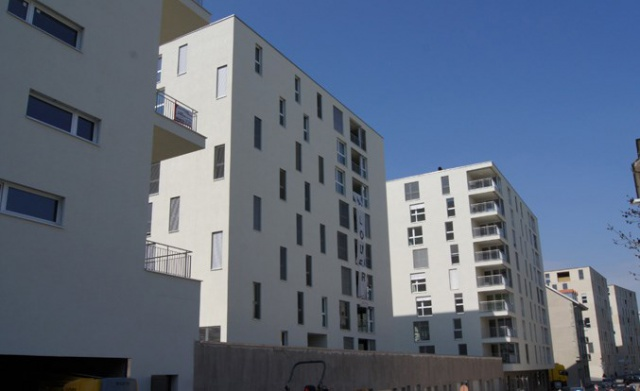2,5 pièces, moderne et lumineux, 7ème étage. 1700 Fribourg
