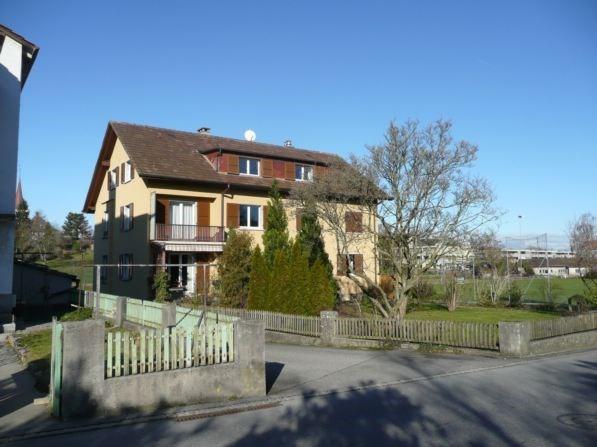 5 1/2-Zimmer-Dachwohnung mit Gartenterrasse nähe Altstadt 11667535