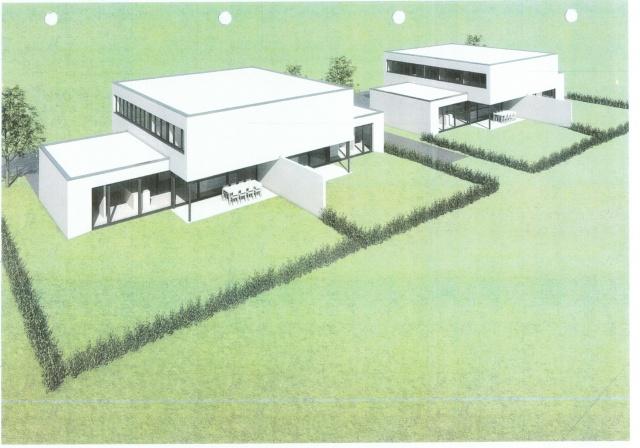 Zwei Doppel-Einfamilienhäuser - Neubau 11391084