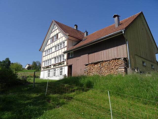 Wohnen im traditionellen Appenzellerhaus 11313281