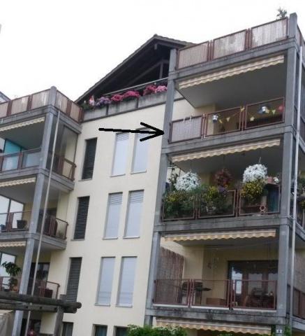 Grosse 3.5 Zimmer Wohnung 13876293
