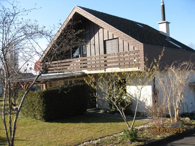 Einfamilienhaus auf Zeit am Rorschacherberg