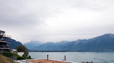 Belle maison à 2 niveaux, panorama exceptionnel sur les Alpe 11908720