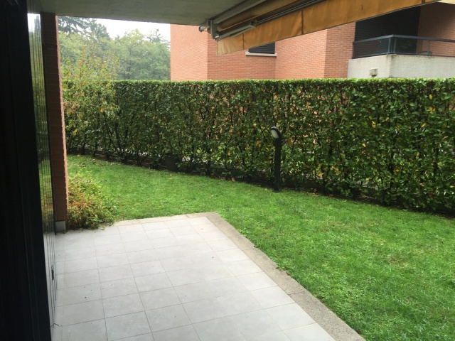Signorile appartamento con giardino 12942774