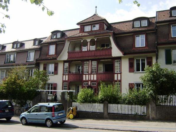 Neu ausgebaute Wohnung im Kirchenfeld-Quartier 11588534