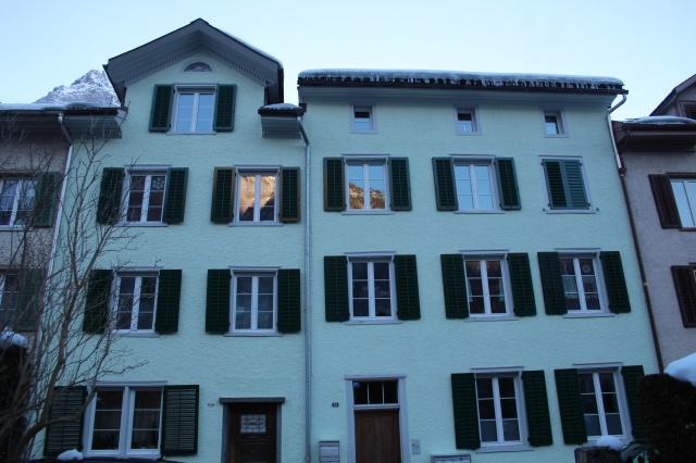 4-Zimmer-Dach-Maisonettewohnung