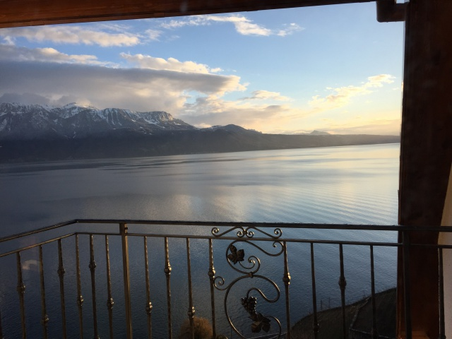 Lavaux - Superbe appartement avec vue panoramique à Rivaz