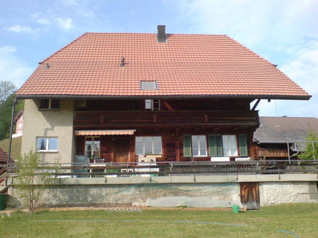4-Zimmerwohnung in Bauern-Stock in Sumiswald 13925430