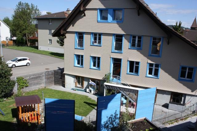 Grosses 9 Zimmer - Haus mit Garten in Schwarzenbach SG 10977504