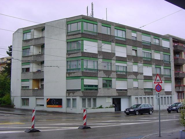 1-Zimmerwohnung in Riehen