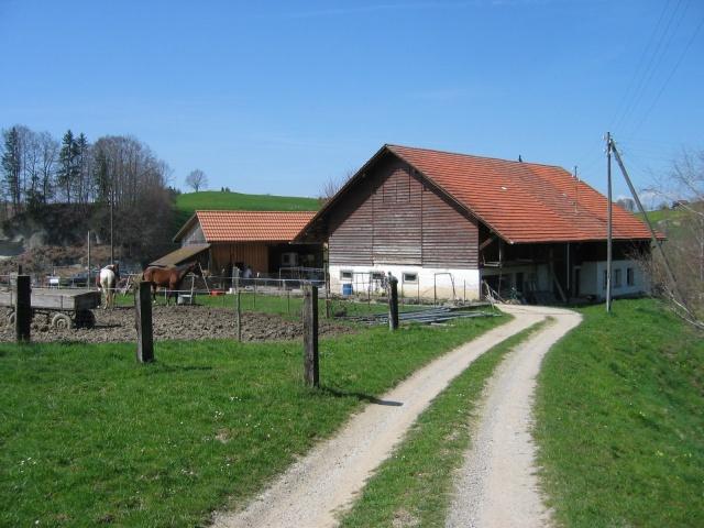 Bauernhaus mit Stall und Nebenräumen 10654282