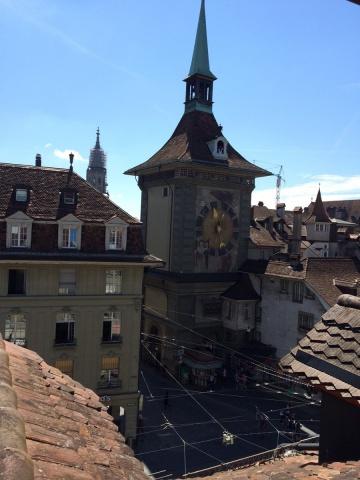 Wohnung am Kornhausplatz in Bern