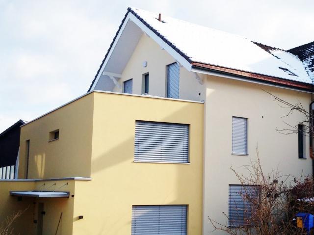 Erstvermietung einzigartiges 5.5-Zimmer Einfamilienhaus mit