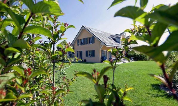 Projet de construction d'une villa jumelle à Yens 5377854